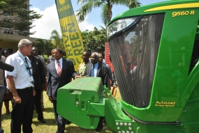 Agribusiness Congress returns reflecting the burgeoning agri industry