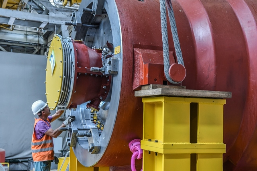 Baker Hughes, a GE Company Awarded Second Major Contract for Eni East Africa's Coral South FLNG