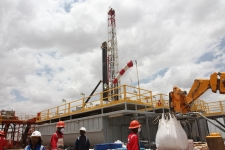Tullow to develop South Lokichar basin after drill