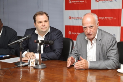 Management changes afoot at KQ